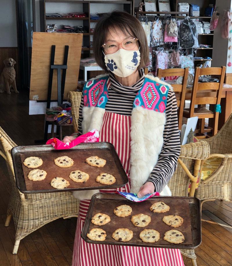 ステラおばさん風クッキー
